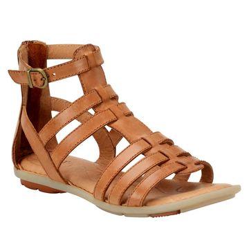 Born Tripoli Leather Gladiator Sandal