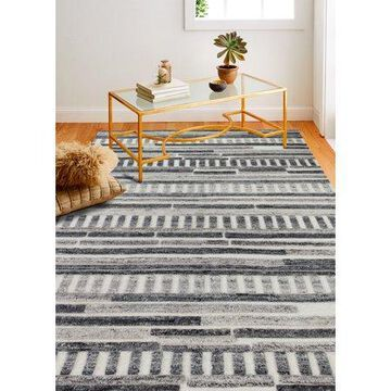 Bashian Xela Transitional Geometric Area Rug