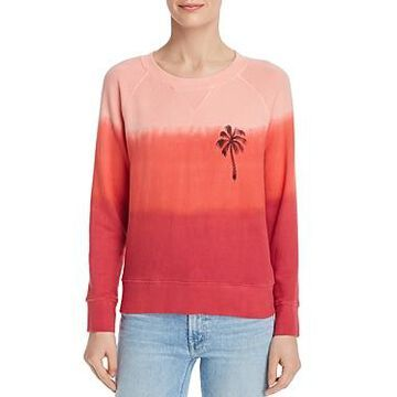 Mother The Square Dip-Dye Sweatshirt