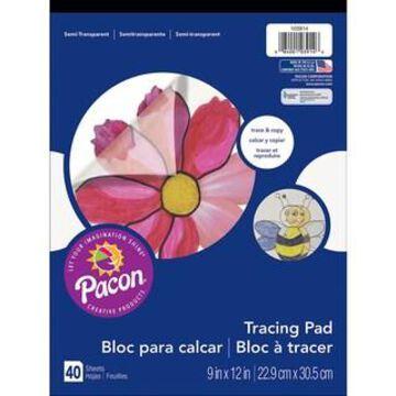 Pacon Tracing Pad, 9