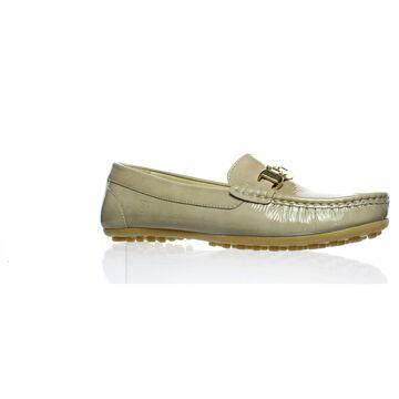 Naturino Womens Vernice Beige Loafers EUR 35