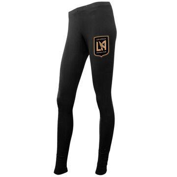 Women's Concepts Sport Black LAFC Sleep Leggings