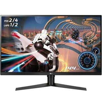 LG 32 Class QHD 2560 x 1440 Gaming Monitor w/ FreeSync (31.5 Diagonal) 32GK650F-B