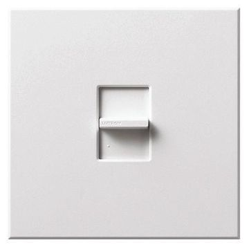 LUTRON NT-1500-WH Lighting Dimmer,Slide,1-Pole,1500W