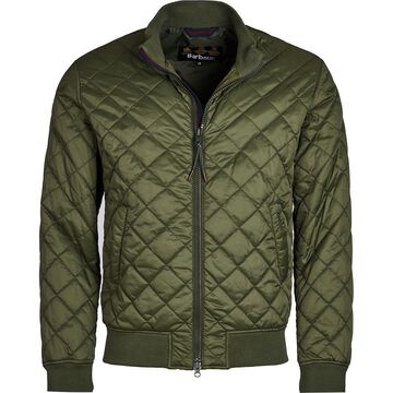 Barbour Blotter Quilt Jacket - Men's