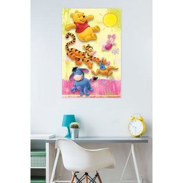 Trends International Pooh Sunshine Wall Poster 22.375