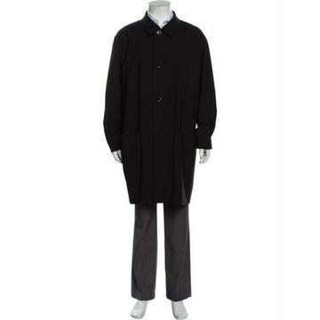 Wool Overcoat Wool