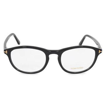 Tom Ford Oval Eyeglass Frames FT5427 001 52