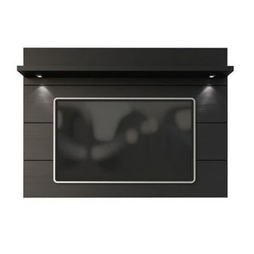 Manhattan Comfort Cabrini 1.8 TV Panel in Black