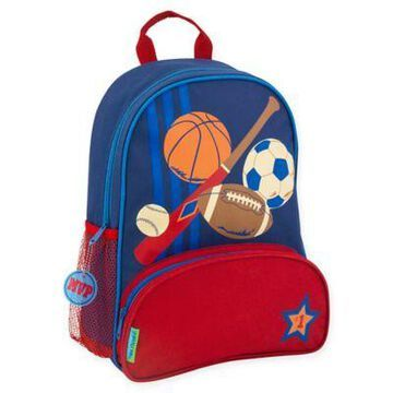 Stephen Joseph Sports Sidekick Backpack