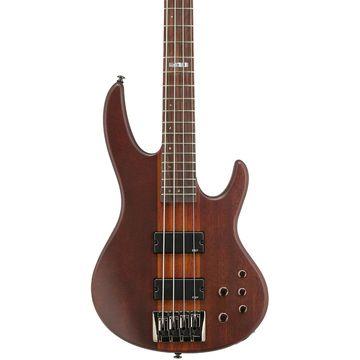 LTD D-4 Bass Guitar Satin Natural