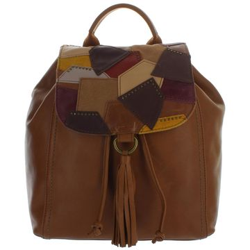 The Sak Womens Avalon Leather Convertible Backpack