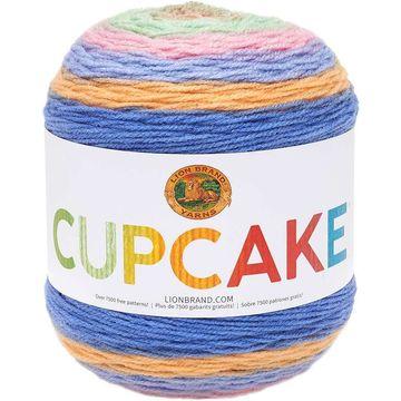 Lion Brand Lion Brand Yarn Cupcake Flower Patch