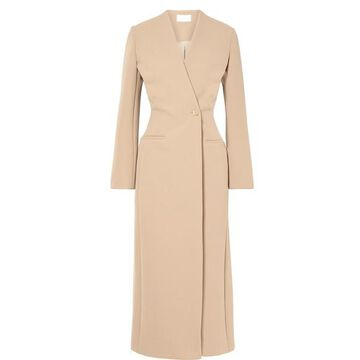The Row - Nadine Twill Coat - Sand
