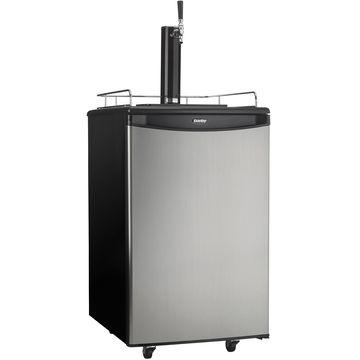 Danby Black And Stainless Steel Beer Keg Cooler