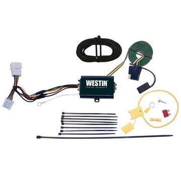 Westin 2012-2016 Honda CR-V T-Connector Harness - Black