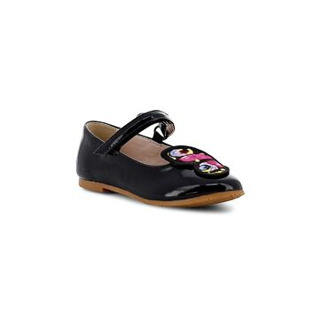 Sophia Webster Baby Girl's and Little Girl's Butterfly Embroidery Flats