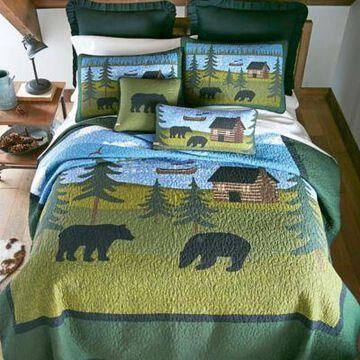 Donna Sharp Bear River Quilt