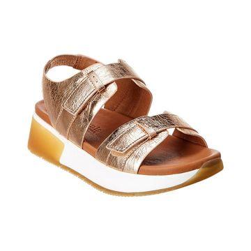 Gentle Souls Lori Sporty Leather Sandal