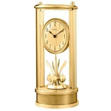 Bulova Isabel Mantle Clock