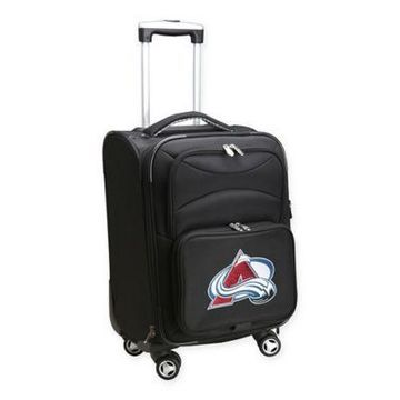 NHL Colorado Avalanche 20-Inch Carry On Spinner