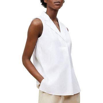 Lafayette 148 New York Siona Tailored Shirt
