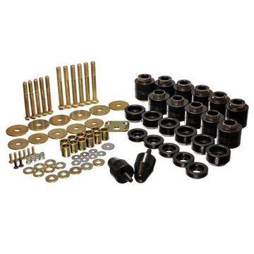 Energy Suspension 1in Black Body Lift Kit