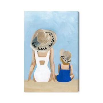Oliver Gal Love You More Canvas Art - 15