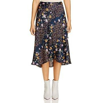 Vero Moda Floral-Print Skirt
