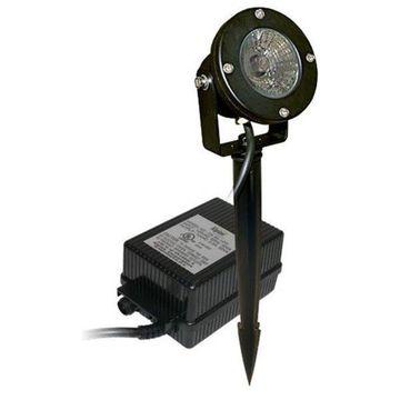 Alpine Plp150T 50W Pond Light Clear Lens 10M Cable w/ Transformer w/ S