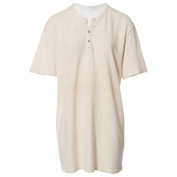 Neil Barrett Beige Cotton T-shirts