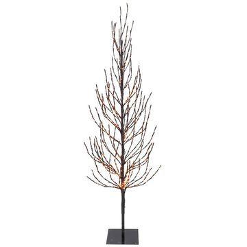 Vickerman 4 ft. LED Twig Trees LED Tips Christmas Tree