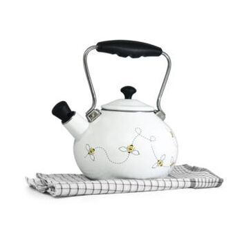 Martha Stewart Collection Bee Tea Kettle, Created for Macy's