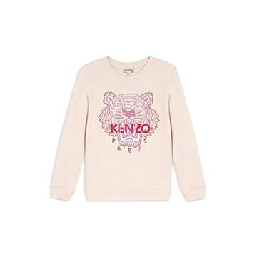 Kenzo Girls' Cotton Tiger Sweatshirt - Little Kid