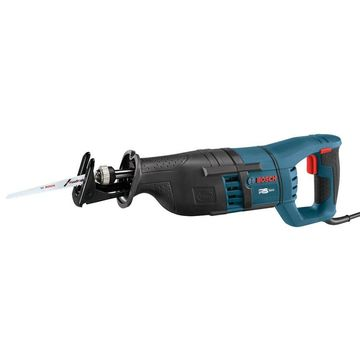 Bosch 12-Amp Keyless Variable Speed Corded Reciprocating Saw with Case