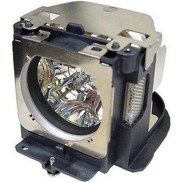 Sanyo PLC-XU115 Projector Housing with Genuine Original OEM Bulb