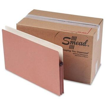 Smead Redrope File Pockets - Legal - 8 1/2