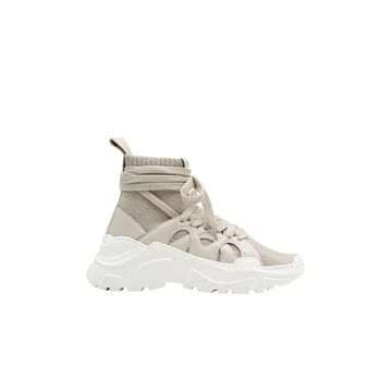 Agnona Sneakers Beige