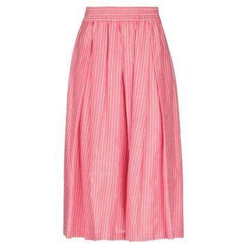 THE EDITOR 3/4 length skirt