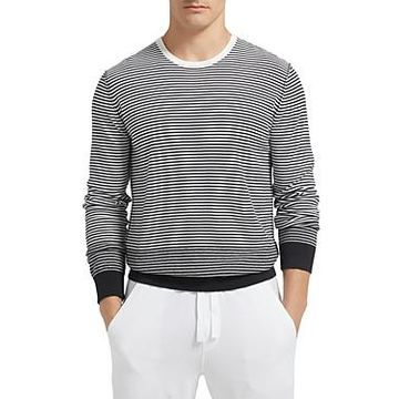 Atm Anthony Thomas Melillo Ombre Striped Sweater