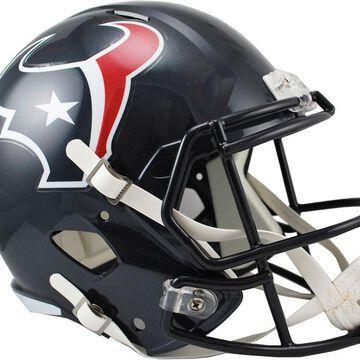 Riddell Houston Texans Speed Replica Full-Size Football Helmet