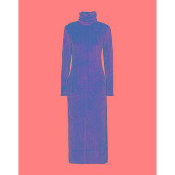 PINK MEMORIES 3/4 length dress