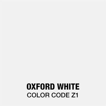 EGR 793474-Z1 Bolt-On Look Paint Match Fender Flare Set of 4; No-Drill; Front And Rear; Oxford White;