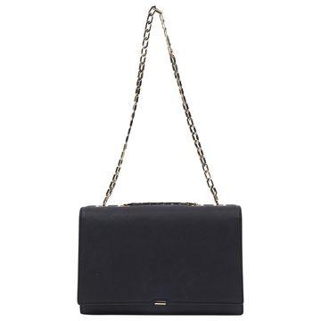 Victoria Beckham Black Leather Handbag