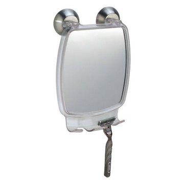 Interdesign 79620 Forma Power Lock Fog Free Mirror