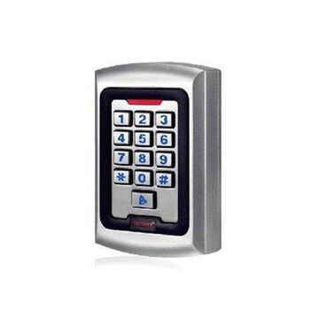ALEKO LM177 12/24V Universal Wired Metal Alloy Waterproof Keypad with Backlight