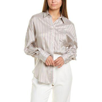 Brunello Cucinelli Silk Shirt