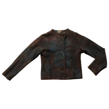 Issey Miyake Multicolour Wool Jackets