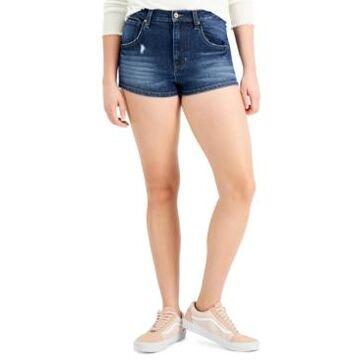 Kendall + Kylie Juniors' High-Rise Jean Shorts