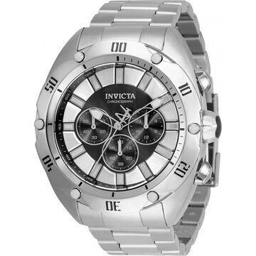 Invicta Men's 33750 'Venom' Stainless Steel Watch - Black